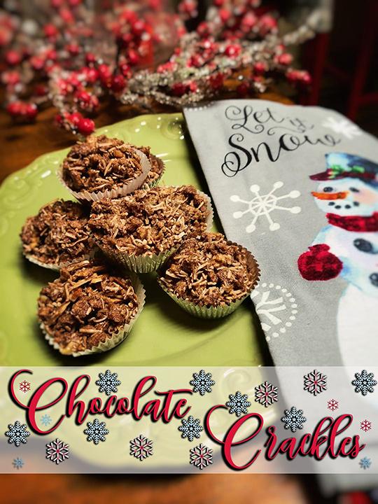 Chocolate Crackles main