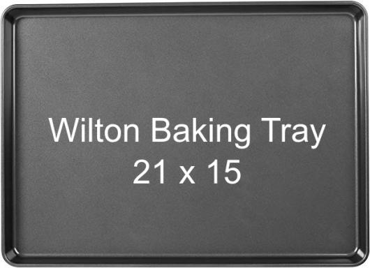 wilton tray 21 x 15