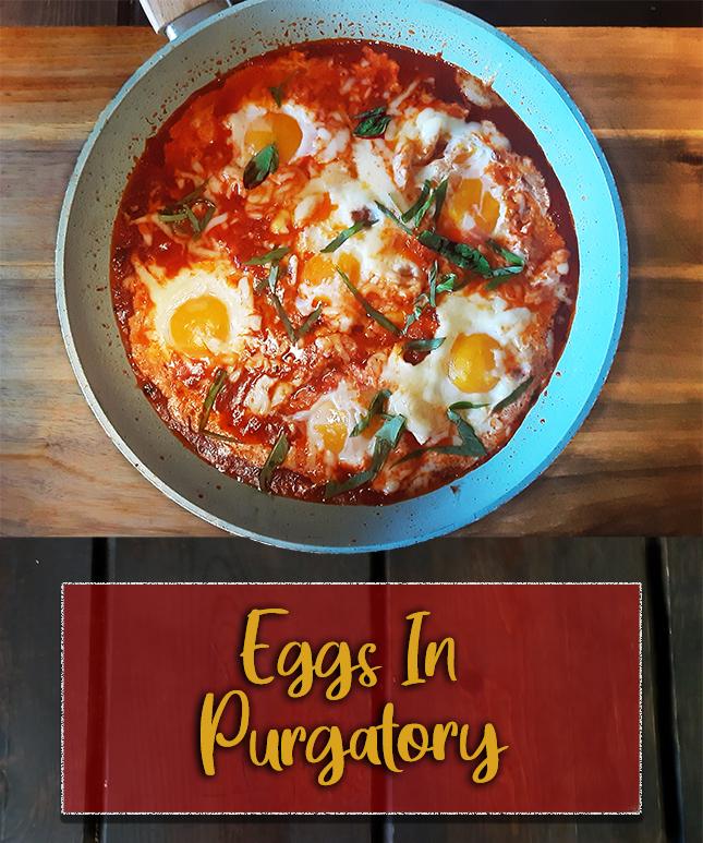 eggs purg