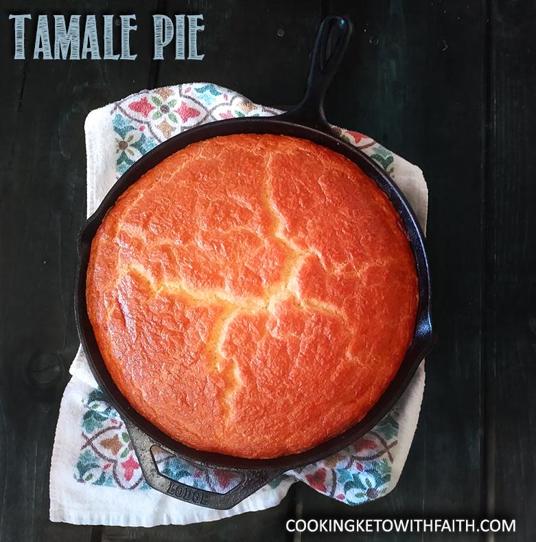 Tamales Pie Main