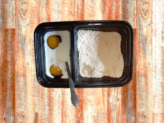 Breading egg mix