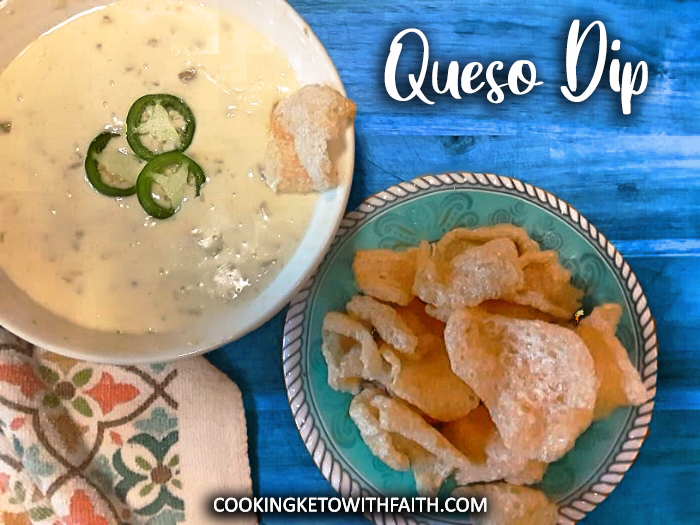 Queso Cover Shot